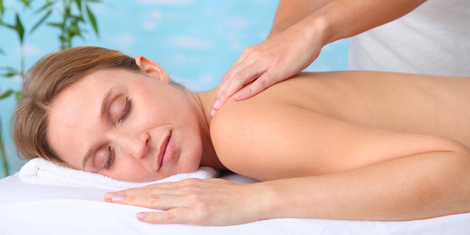 Sports massage is one of the services offered at Holt Consulting Rooms, a North Norfolk health and wellbeing practice